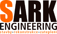 Logo společnosti SARK engineering, s.r.o.